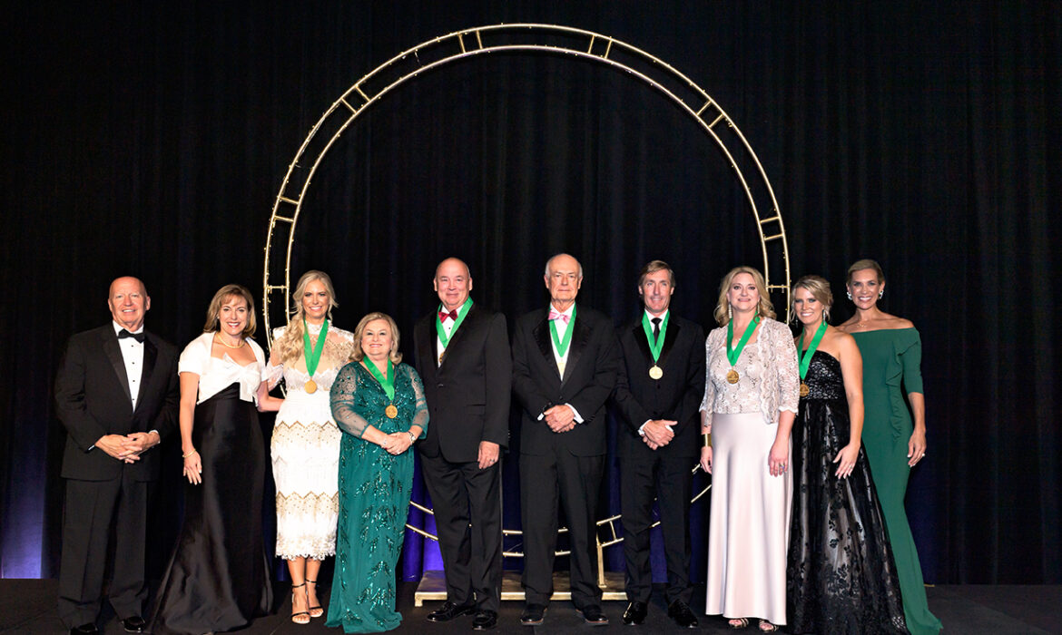 2019 Hometown Heroes with Rep. Kevin Brady and Interfaith President and CEO Missy Herndon